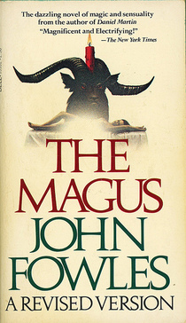 Dell Books 5162 - John Fowles - The Magus