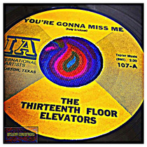 Mosaia source away from the numbers for 13th floor elevators you re gonna miss me