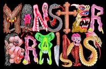 Matt Furie - Monster Brains Logo 1