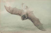 Richard Doyle - The Fairy's Flight